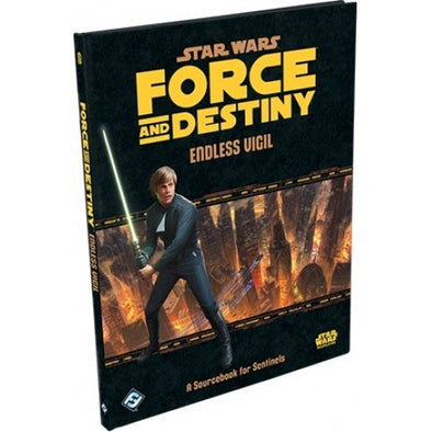 Buy Star Wars: Force and Destiny - Endless Vigil and more Great RPG Products at 401 Games