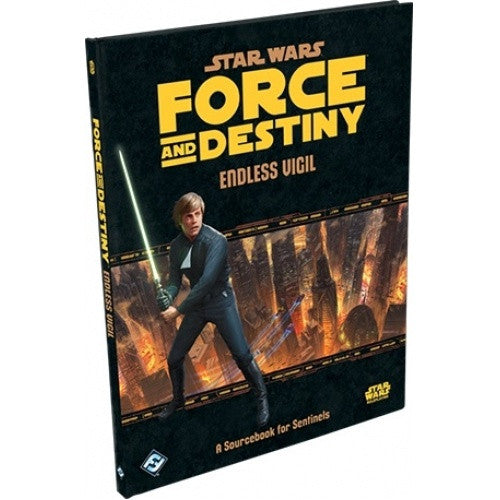 Star Wars: Force and Destiny - Endless Vigil - 401 Games