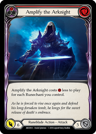 Amplify the Arknight (ARC094) available at 401 Games Canada