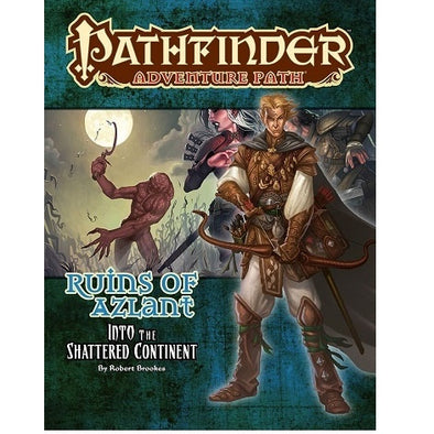 Pathfinder - Adventure Path - #122: The Shattered Continent (Ruins of Azlant 2 of 6) - 401 Games