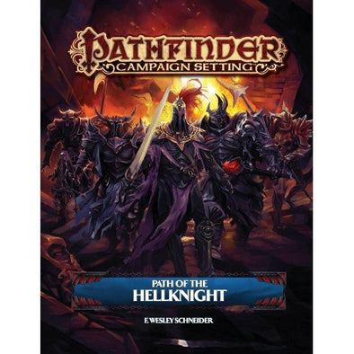 Pathfinder - Campaign Setting - Path of the Hellknight - 401 Games