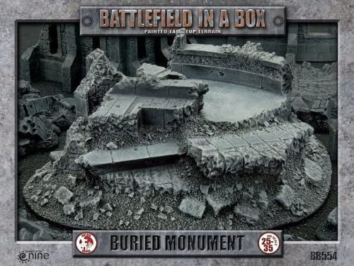 Battlefield in a Box - Buried Monument - 401 Games
