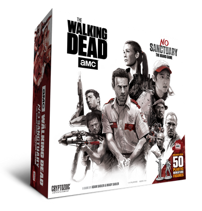 Buy The Walking Dead - No Sanctuary The Board Game and more Great Board Games Products at 401 Games