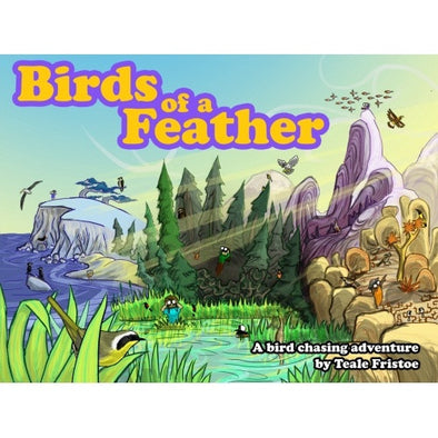 Buy Birds of a Feather and more Great Board Games Products at 401 Games