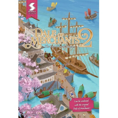 Dale of Merchants 2 - The Era of Trade Masters - 401 Games