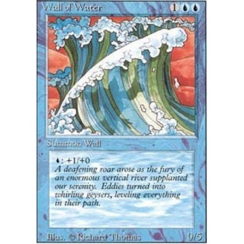 Wall of Water (3ED) - 401 Games