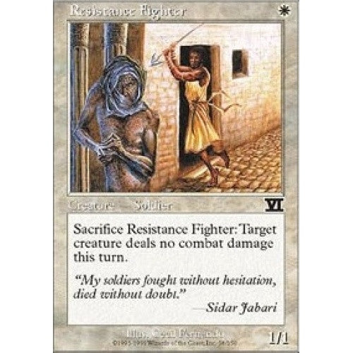 Resistance Fighter - 401 Games