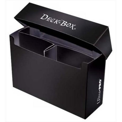 Ultra Pro - Deck Box - Oversized - Black available at 401 Games Canada