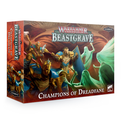 Warhammer Underworlds - Champions of Dreadfane - 401 Games