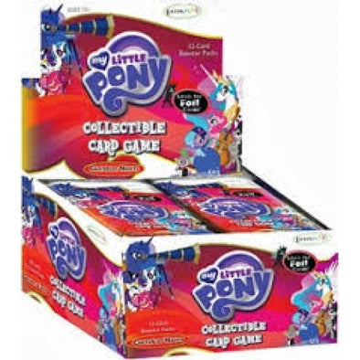Buy MLP CCG My Little Pony Canterlot Nights Booster Box and more Great My Little Pony Products at 401 Games