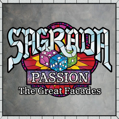 Buy Sagrada: The Great Facades – Passion (Pre-Order) and more Great Board Games Products at 401 Games