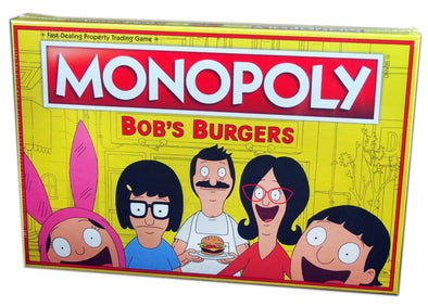Buy Monopoly - Bob's Burgers and more Great Board Games Products at 401 Games