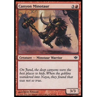 Canyon Minotaur (CON) - 401 Games