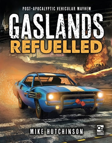 Gaslands: Refuelled - Post-Apocalyptic Mayhem available at 401 Games Canada