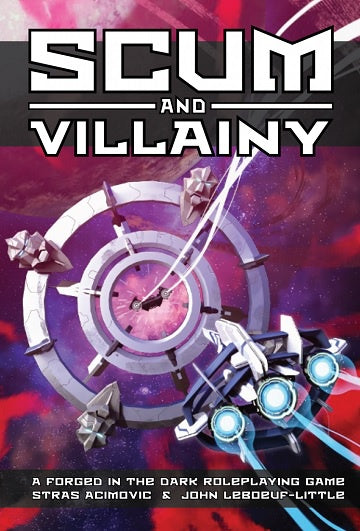 Buy Scum and Villainy - Core Rulebook and more Great RPG Products at 401 Games