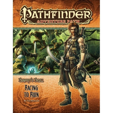 Pathfinder - Adventure Path - #38: Racing To Ruin (Serpents Skull 2 of 6) - 401 Games