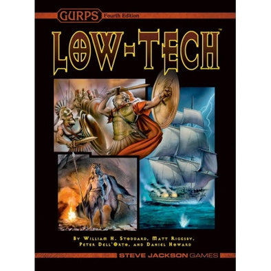 Gurps - Low-Tech - 401 Games