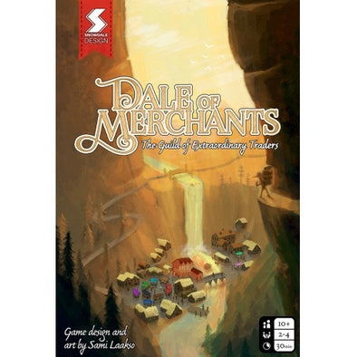 Dale of Merchants - The Guild of Extraordinary Traders - 401 Games