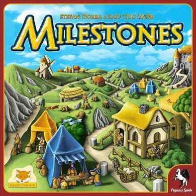 Buy Milestones and more Great Board Games Products at 401 Games