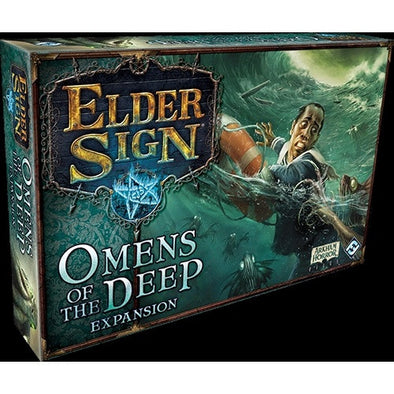 Elder Sign - Omens of the Deep available at 401 Games Canada