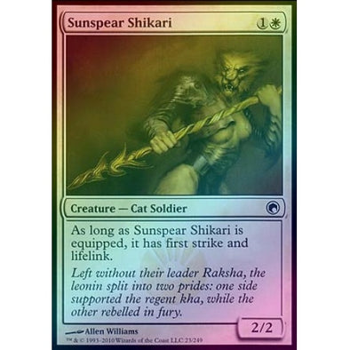 Sunspear Shikari (Foil) - 401 Games