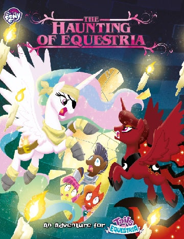 Buy My Little Pony - Tails of Equestria RPG - The Haunting of Equestria and more Great RPG Products at 401 Games