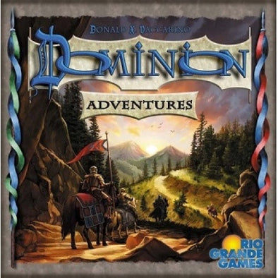 Dominion Adventures - 401 Games