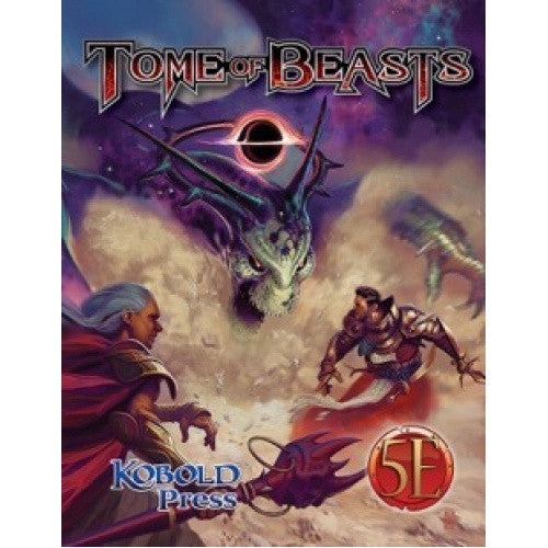 Buy Dungeons & Dragons - 5th Edition - Kobold Press - Tome of Beasts and more Great RPG Products at 401 Games