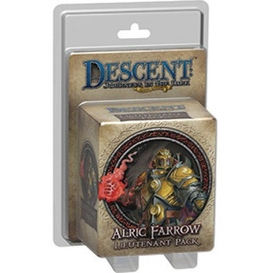 Descent - 2nd Edition - Alric Farrow Lieutenant Pack - 401 Games