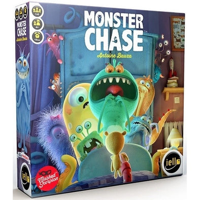 Monster Chase - 401 Games