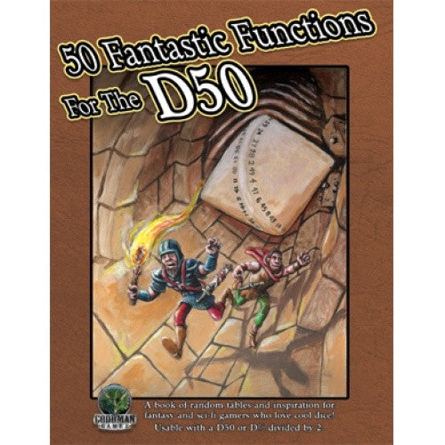 50 Fantastic Functions for the D50 - 401 Games