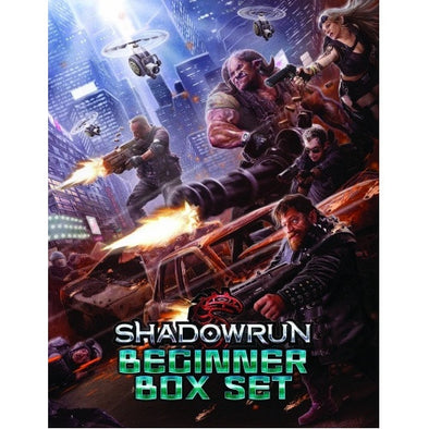 Shadowrun 5th Edition - Beginner Box - 401 Games
