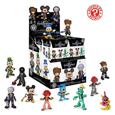 Mystery Minis - Kingdom Hearts III - 401 Games