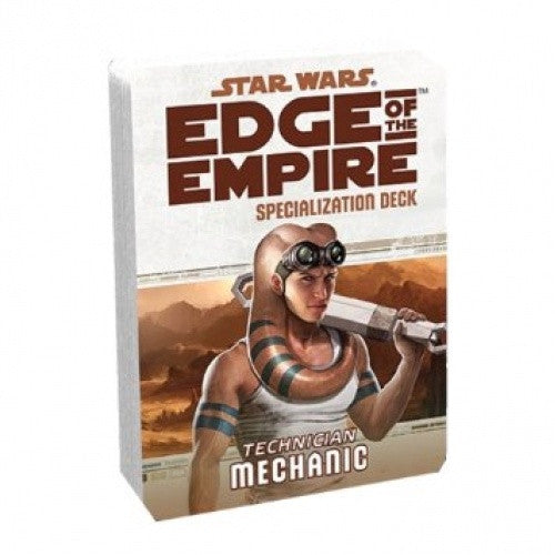 Star Wars: Edge of the Empire - Specialization Deck - Technician Mechanic - 401 Games