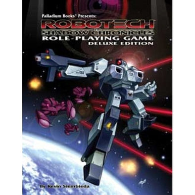 Robotech - The Shadow Chronicles [Deluxe Hardcover Edition] - 401 Games