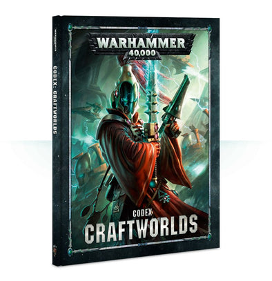 Buy Warhammer 40,000 - Codex: Craftworlds - 8th Edition and more Great Games Workshop Products at 401 Games