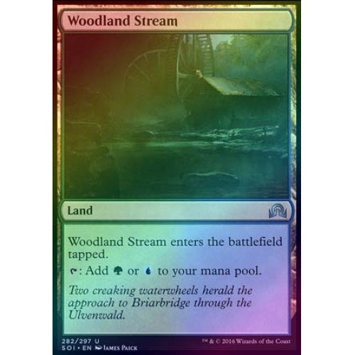 Woodland Stream (Foil) - 401 Games