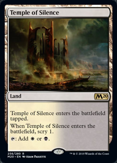 Temple of Silence (M20) - 401 Games