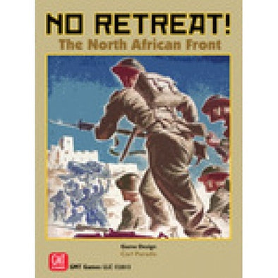 Buy No Retreat - The North African Front and more Great Board Games Products at 401 Games