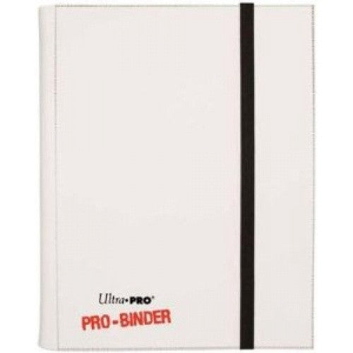 Buy Ultra Pro - Binder 9 Pocket - Sideloading - White and more Great Sleeves & Supplies Products at 401 Games