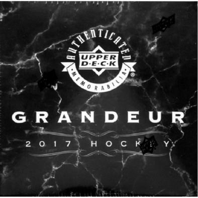 Buy 2016-2017 Upper Deck Grandeur Hockey Commemorative Coin Set and more Great Sports Cards Products at 401 Games