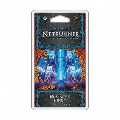 Android: Netrunner LCG - Business First - 401 Games