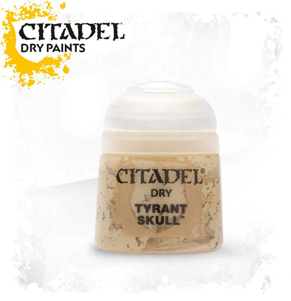 Buy Citadel Dry - Tyrant Skull and more Great Games Workshop Products at 401 Games
