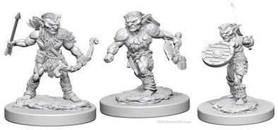 Dungeons and Dragons Nolzur's Marvelous Unpainted Minis: Goblins - 401 Games