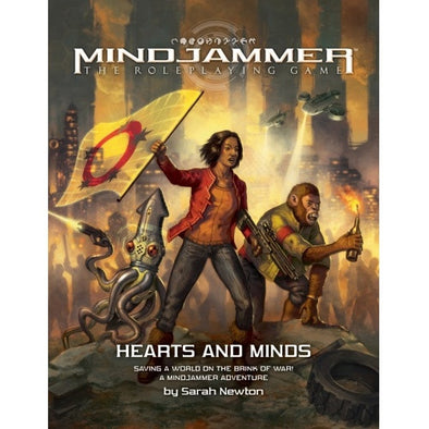 Fate - Mindjammer - Hearts and Minds - 401 Games