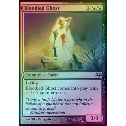Bloodied Ghost (Foil) (EVE) available at 401 Games Canada