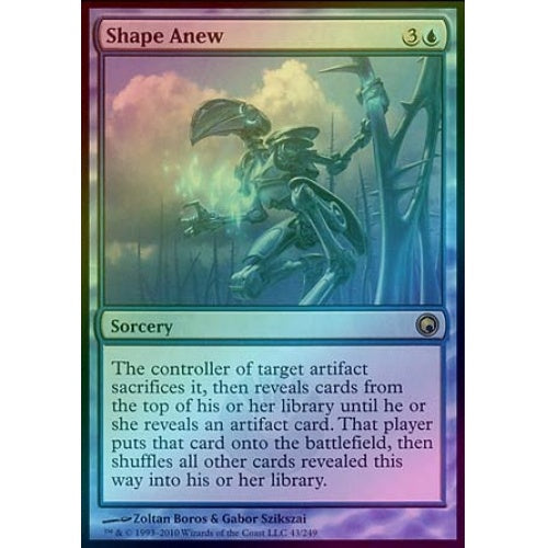 Shape Anew (Foil) - 401 Games