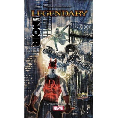 Marvel Legendary - Deck Building Game - NOIR - 401 Games
