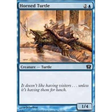 Horned Turtle - 401 Games