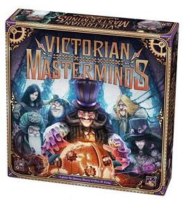 Victorian Masterminds (Pre-Order)